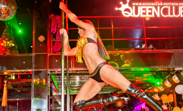 Queen Club Agogo bar