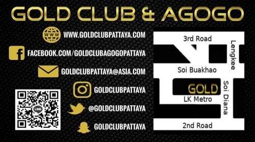 Gold Club Agogo Pattaya