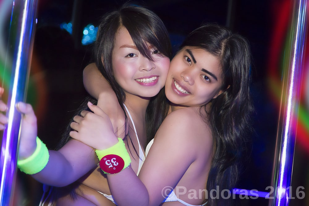 Pandoras gogo bar Pattaya