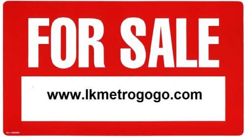 LK Metro gogo website for sale