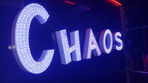 Chaos Agogo bar – CLOSED!