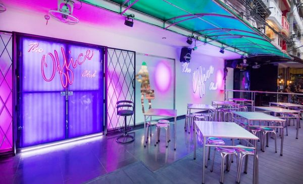 Discover The Office Club in Soi LK Metro